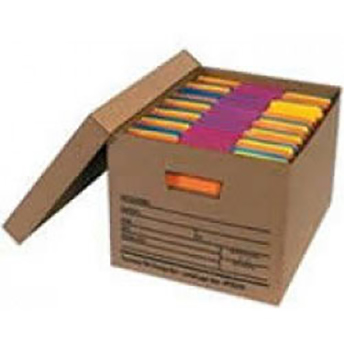 Keep your important documents organized with our Document Storage Box.