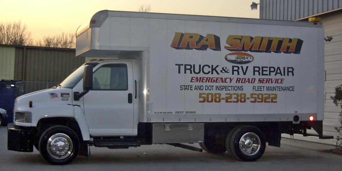 Don't get stuck. Call Ira Smith form Emergency Roadside Service 24/7